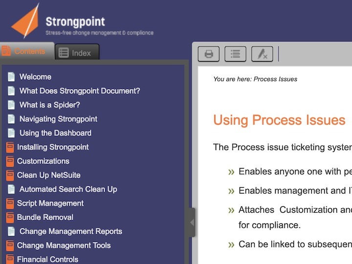 Strongpoint for Salesforce - https://help.strongpoint.io/strongpoint_for_salesforce/index.htm