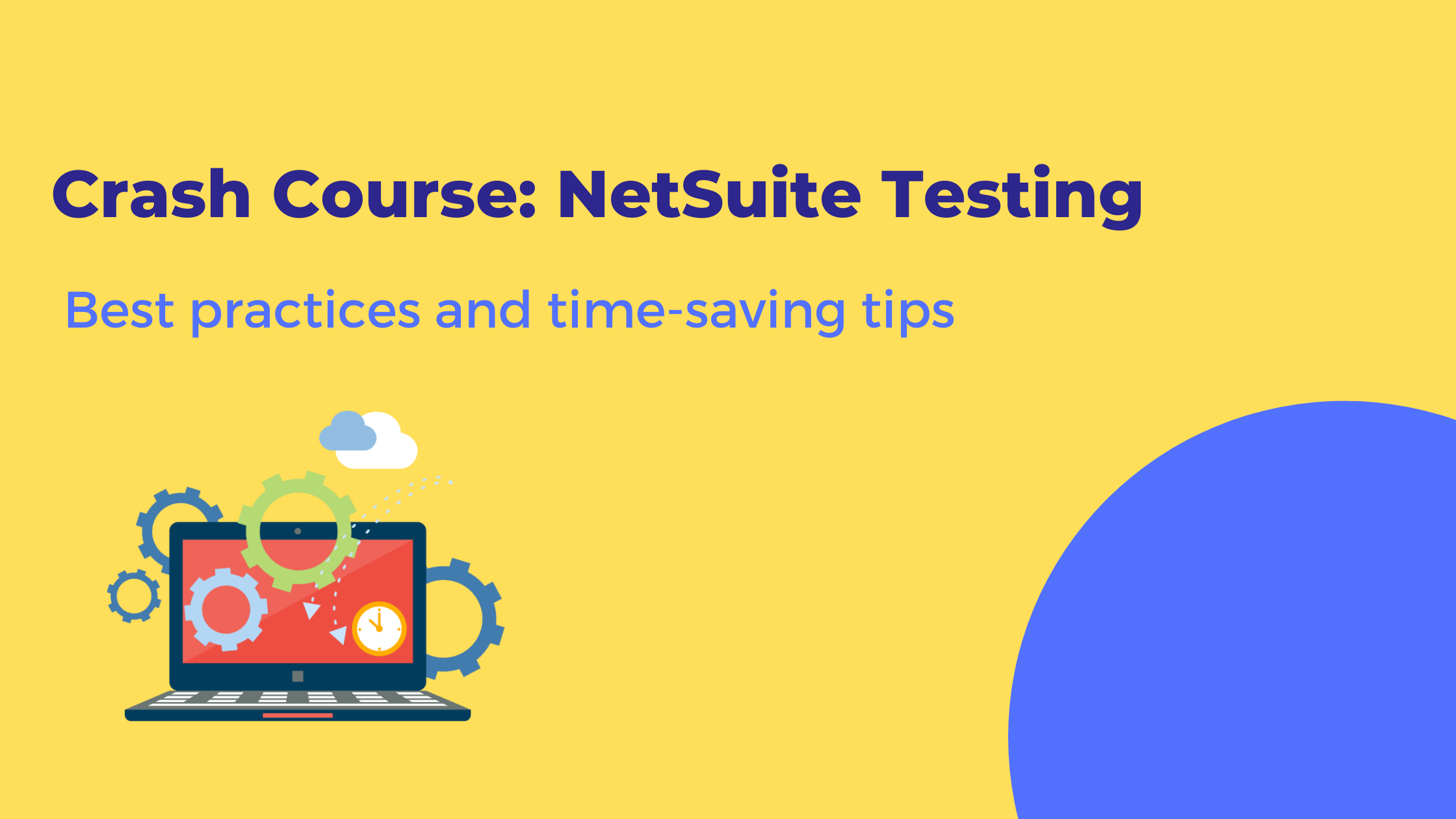 NetSuite testing (1)