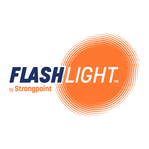 Flashlight logo Strongpoint